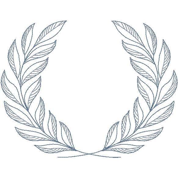 Wreath w/Shading