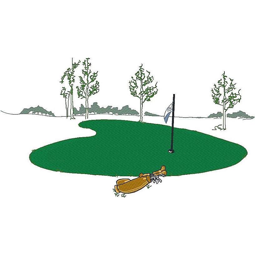 Golf Scene (PM)
