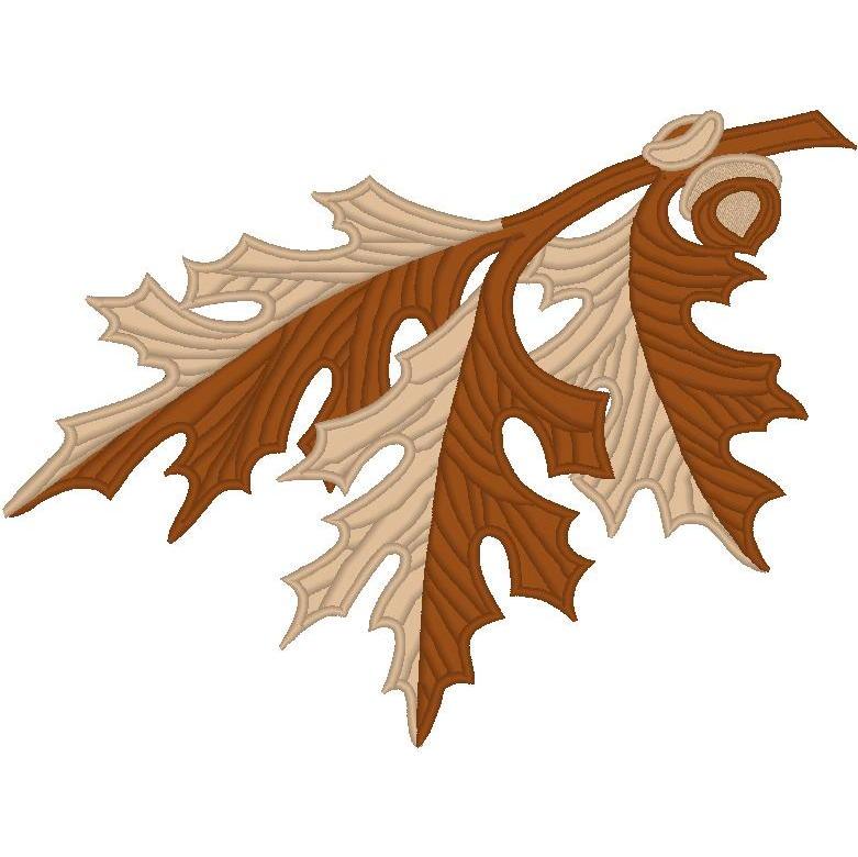 Oak Leaves (PM)
