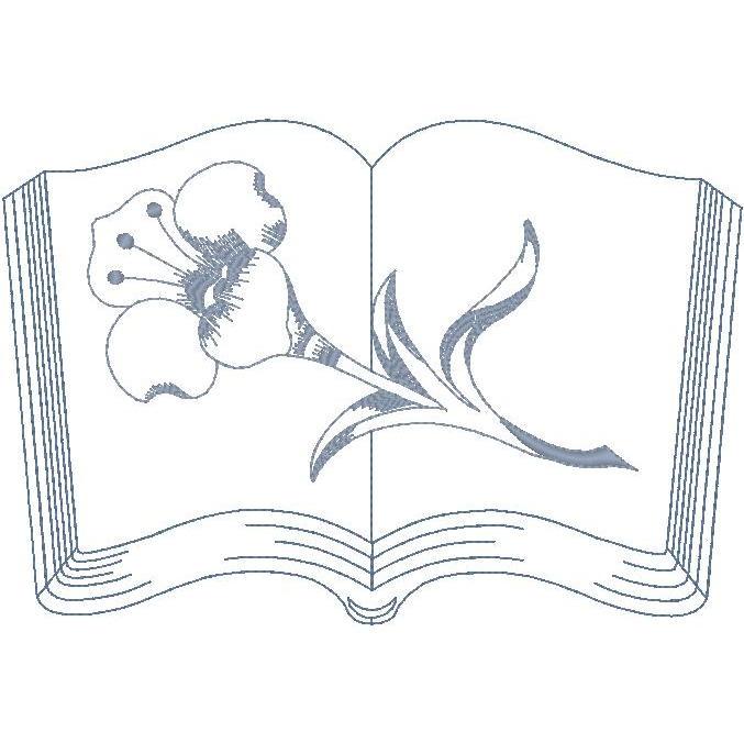 Bible w/Lily
