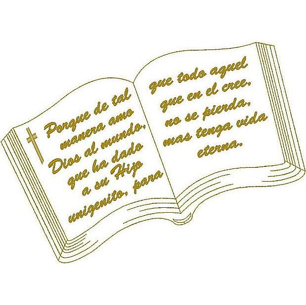 Bible / Spanish John 3:16