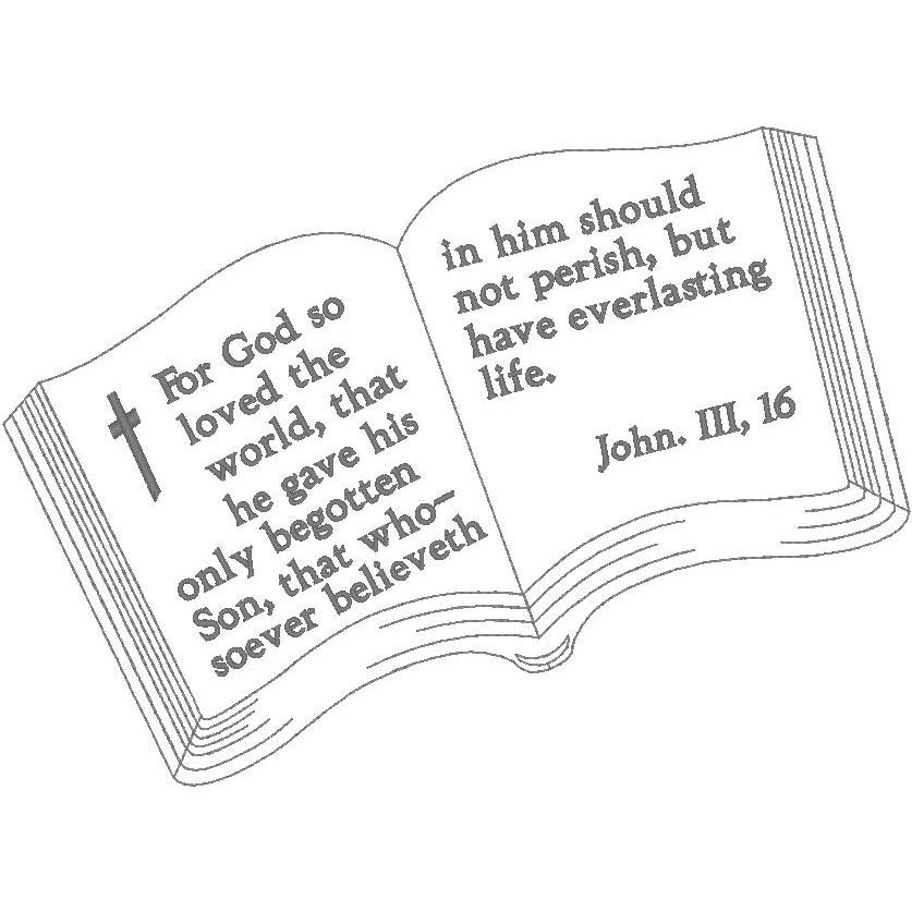 Bible/PHR#81:  For God so Loved...  (PM)