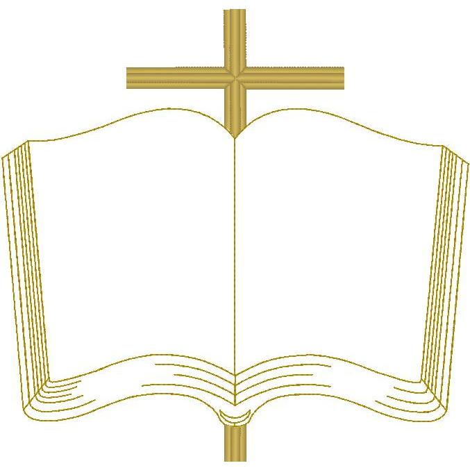 Bible w/Cross