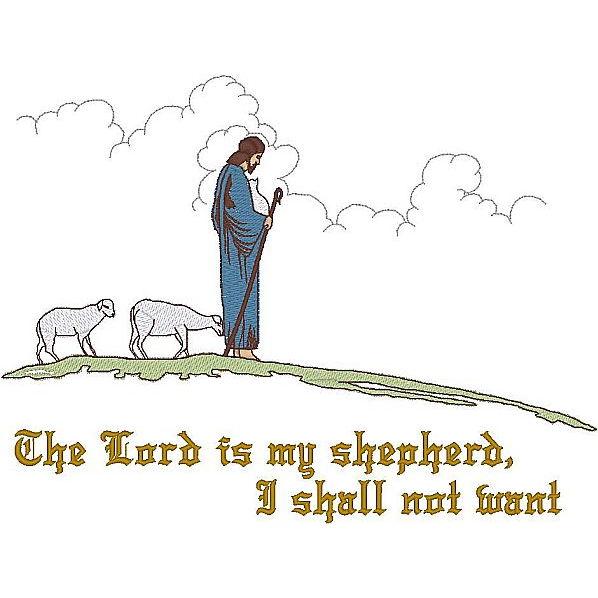 Shepherd/Lambs  (PM)