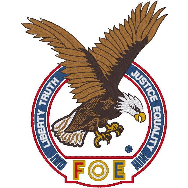 FOE Eagles Lodge Logo (PM)