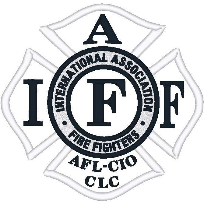 IAFF Logo (Int. Assoc. Fire FIghters)