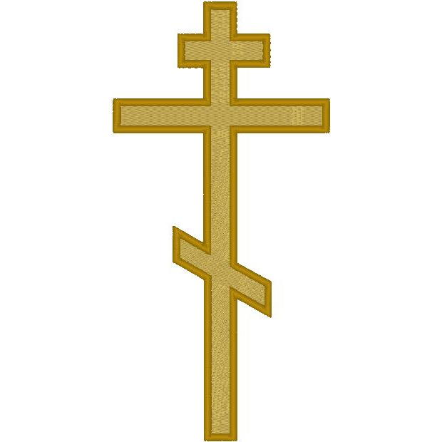 Orthodox Cross  (PM)