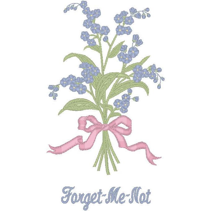 Forget-Me-Not's (PM)