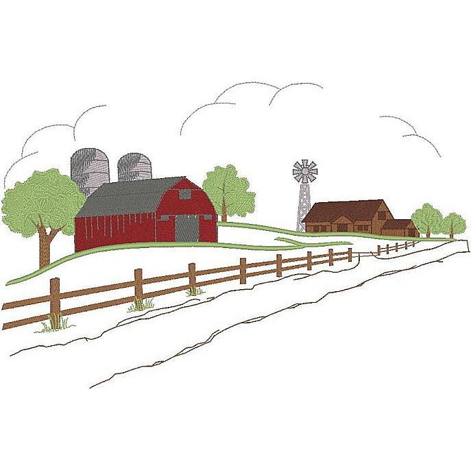 Farm Scene (PM)