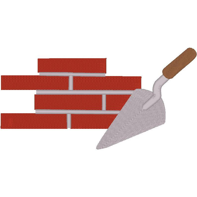 Masonry/Bricks/Trowel (PM)
