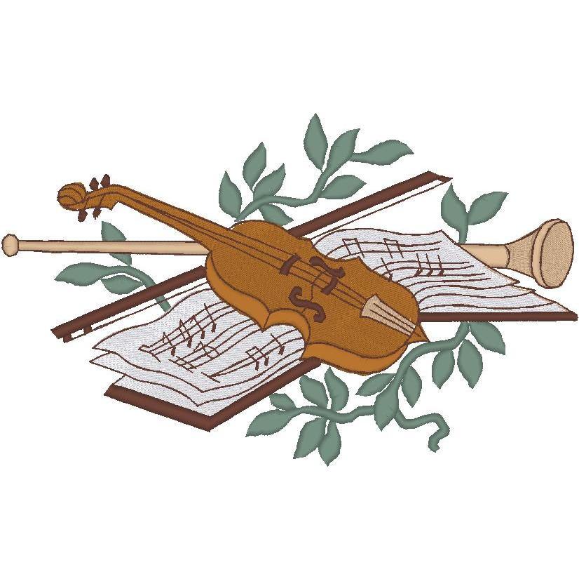 Violin Scene (PM)