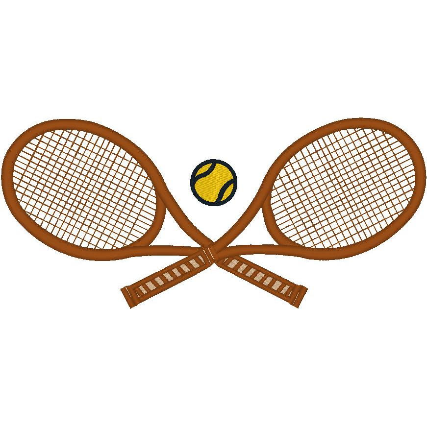 Cross Tennis Racquets w/Ball (PM)