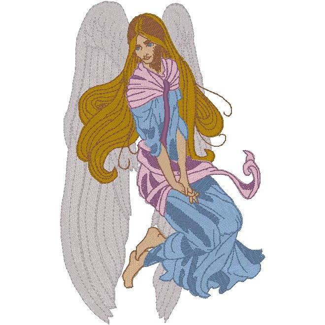 Angel w/Wings