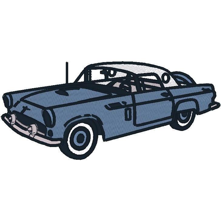 '56 Thunderbird (T-Bird)