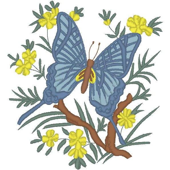 Butterfly Scene (PM)