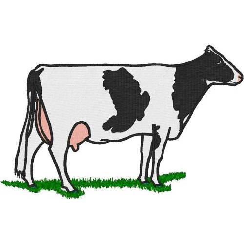 Holstein Cow (PM)