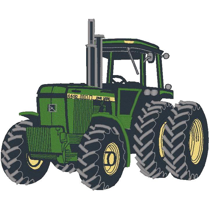 John Deere Tractor (PM)