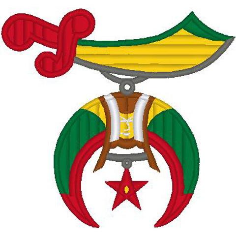 Shrine Club Emblem (PM)