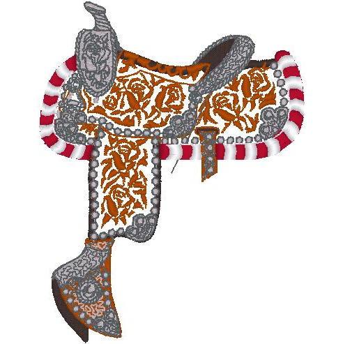 Saddle Applique