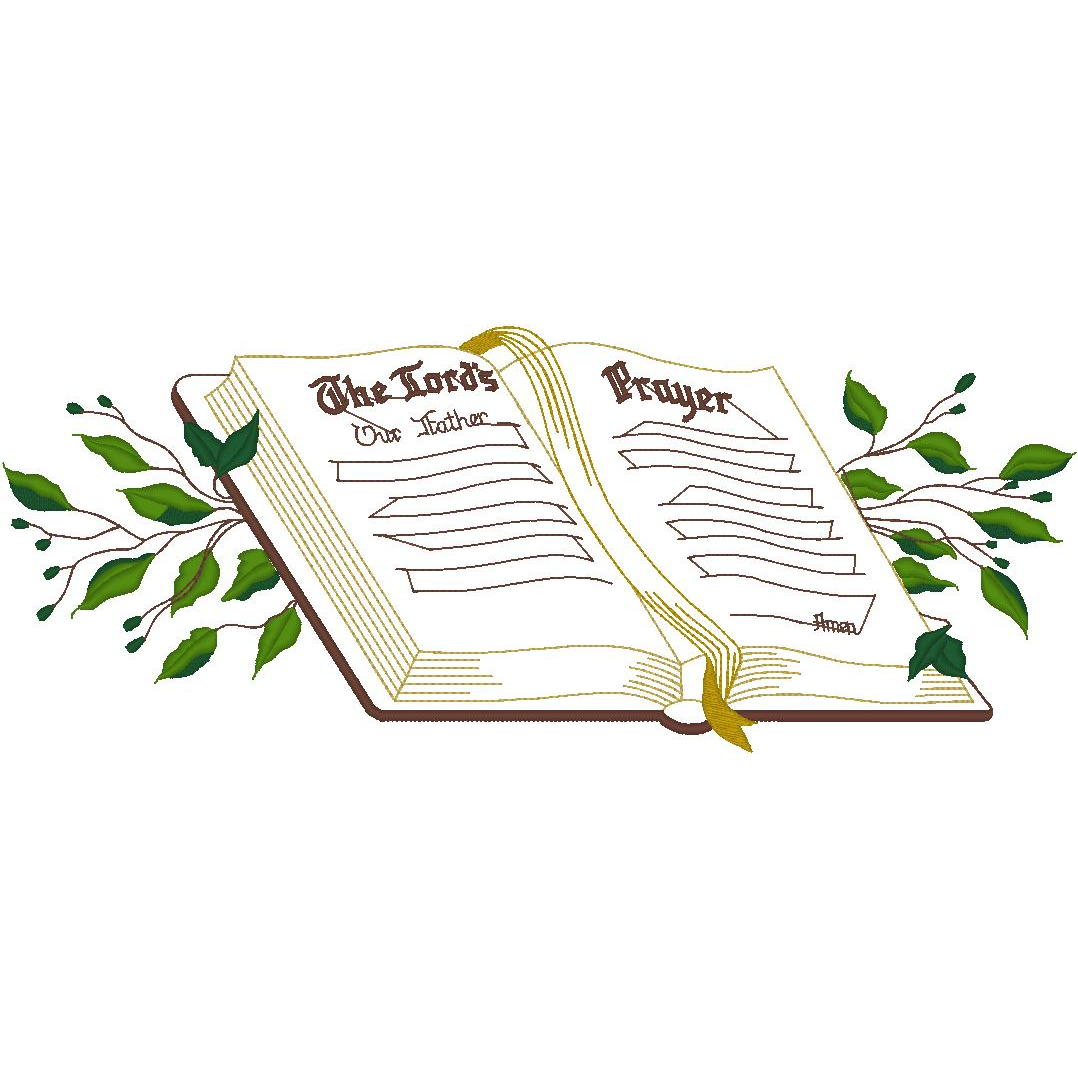 The Lords Prayer Bible