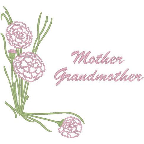 Carnation/Mother/Grandmother