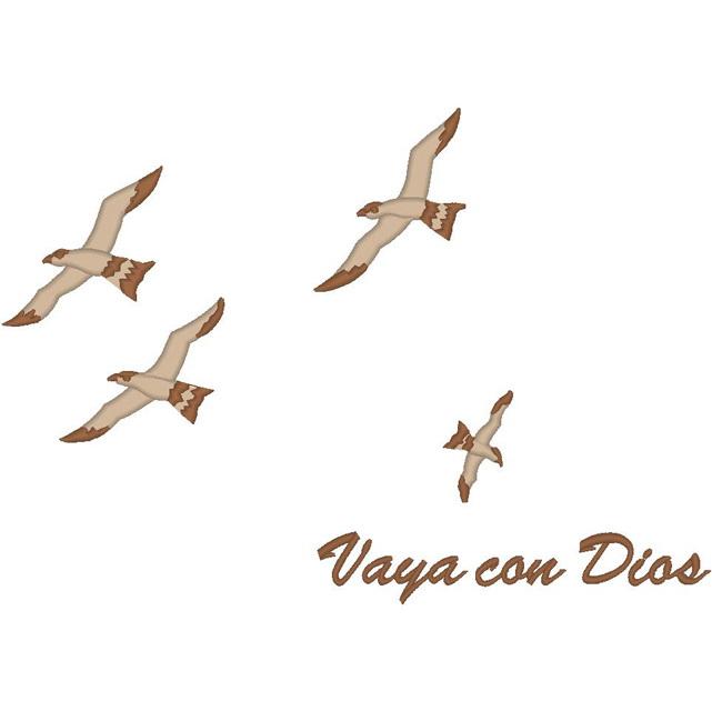 #100 Birds/Vaya con Dios