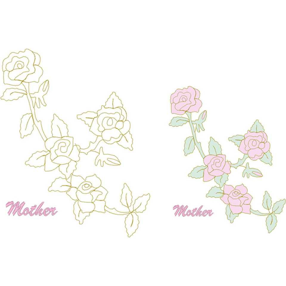Climbing Rose/Mother  (Trap)