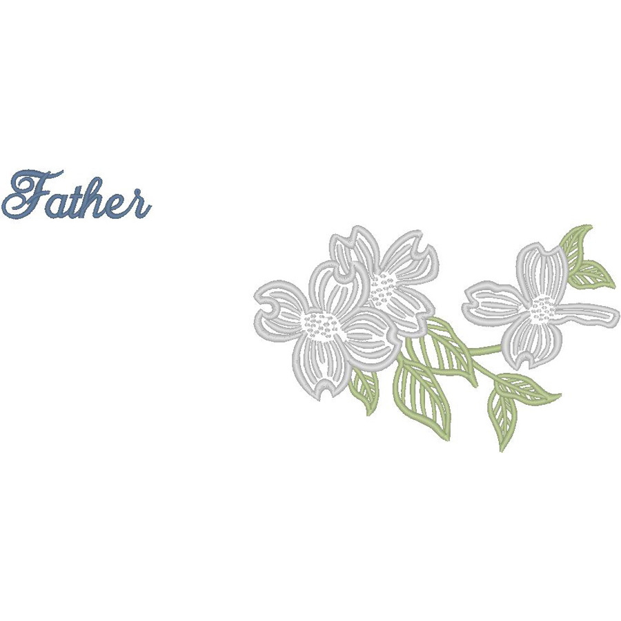 Dogwood (#172) / PHR #6 - Father (PM)
