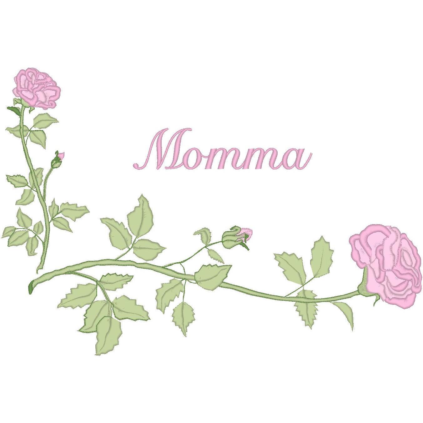 Corner Rose / Momma