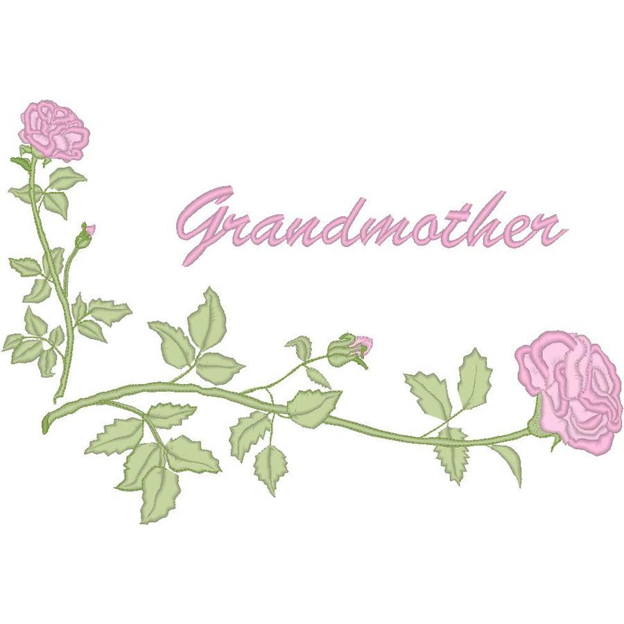 Corner Rose/Grandmother