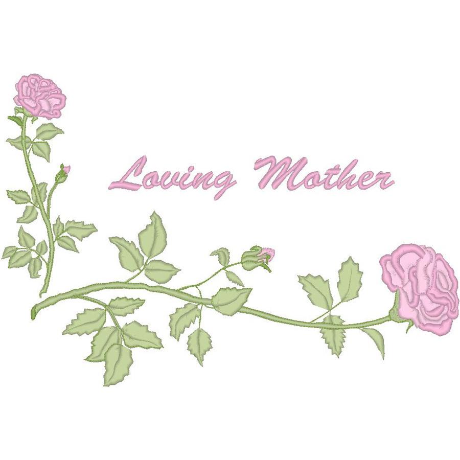 Corner Rose/Loving Mother