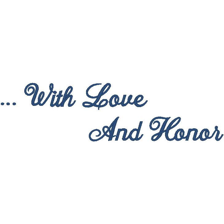 ...With Love and Honor - Diane