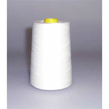 00/3 Cotton, White, 6m YD