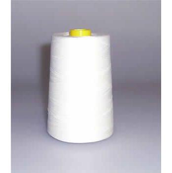 00/3 Cotton, White, 6m YD