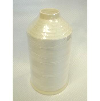 B-92 Bonded Nylon Thread, White 8 oz.