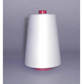 50/2 Poly, 12m White, 5