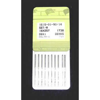 16x257,  90/14 Needle  (100/Box)