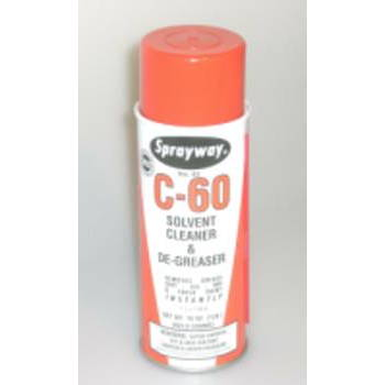 C-60 Solvent Cleaner - 16 oz